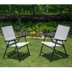 Woodcreek Folding Camping Chair (Set of 2) by Winston Porter