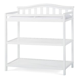 Beau Antique White Changing Table | Wayfair
