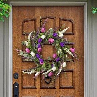 Silk Wreaths You Ll Love In 2021 Wayfair