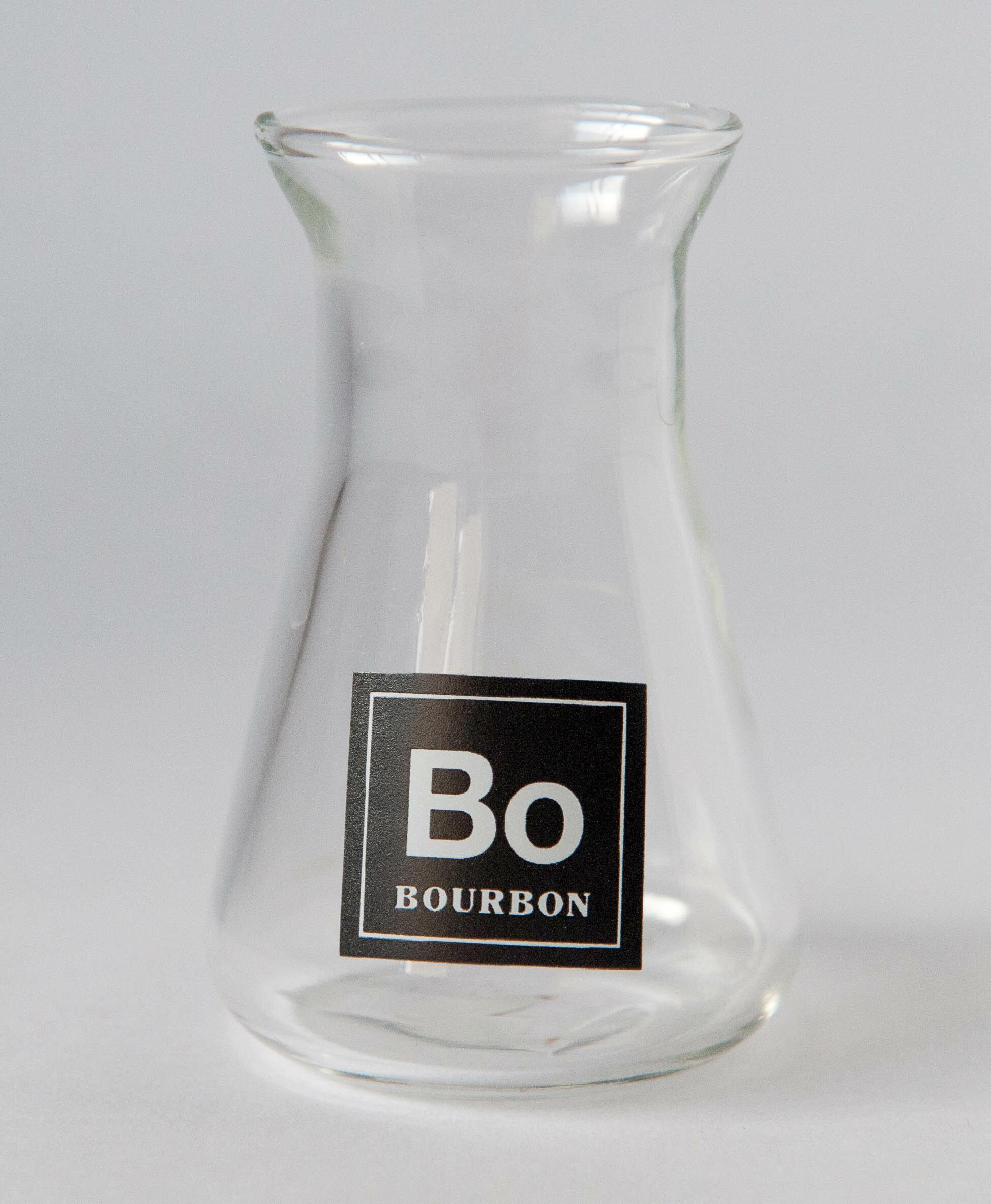 Winston Porter Hiltz Bourbon Erlenmeyer Flask 3 Oz Shot Glass Wayfair