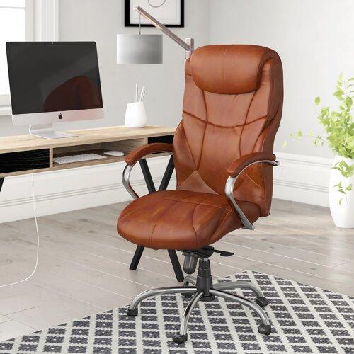 Ergonomischer Chefsessel Ebern Designs | Büro > Bürostühle und Sessel  > Chefsessel | Ebern Designs