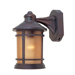 Find Hanover 1-Light Outdoor Wall Lantern By Designers Fountain