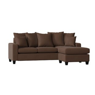 Shop Laurie Reversible Sectional by Latitude Run