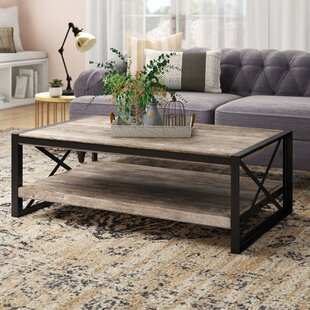 Hettie Coffee Table by Laurel Foundry Modern Farmhouse #2