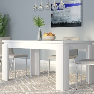 Careen Wood Dining Table by Orren Ellis Coupon