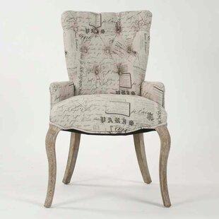 Gherardo Armchair by One Allium Way