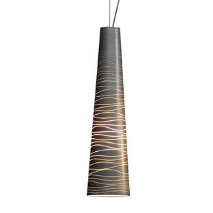 Molto Luce Nina 1-Light Cone Pendant