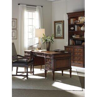 Richmond Hill 3 Piece Desk Office Suite by Sligh