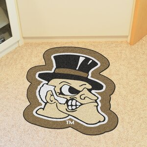 NCAA Wake Forest University Mascot Mat