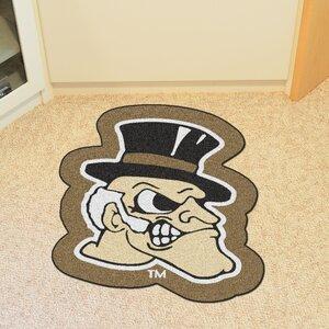 NCAA Wake Forest University Mascot Mat