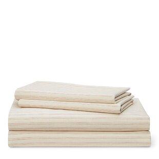Lauren Ralph Lauren Graydon 200 Thread Count 100% Cotton Sheet Set