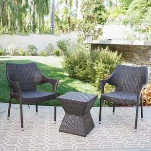 Pauling 3 Piece Conversation Set