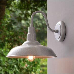 Brummett Outdoor Barn Light by Gracie Oaks