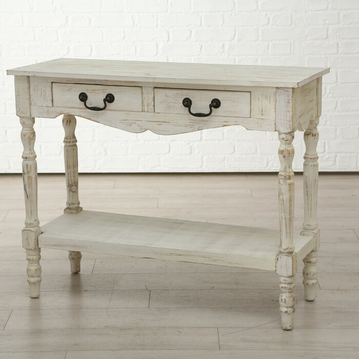Enjoyable Bentleyville French Country Console Table Gmtry Best Dining Table And Chair Ideas Images Gmtryco