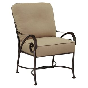 Lucerne Patio Dining Chair with Cushion