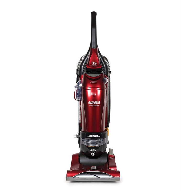 Pet Rewind Bagged Upright Vacuum