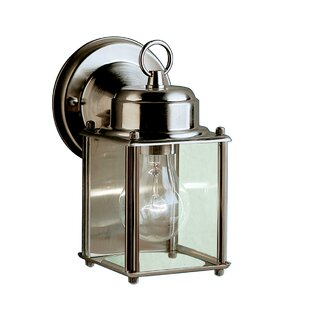 Kichler New Street 1-Light Outdoor Wall Lantern