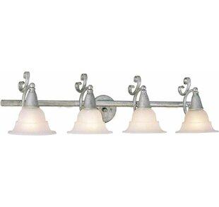 Volume Lighting Toledo 4-Light Vanity Light
