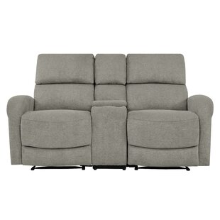 Kershner Reclining Loveseat by Red Barrel Studio Coupon