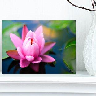 Lotus Wall Art Youll Love Wayfair