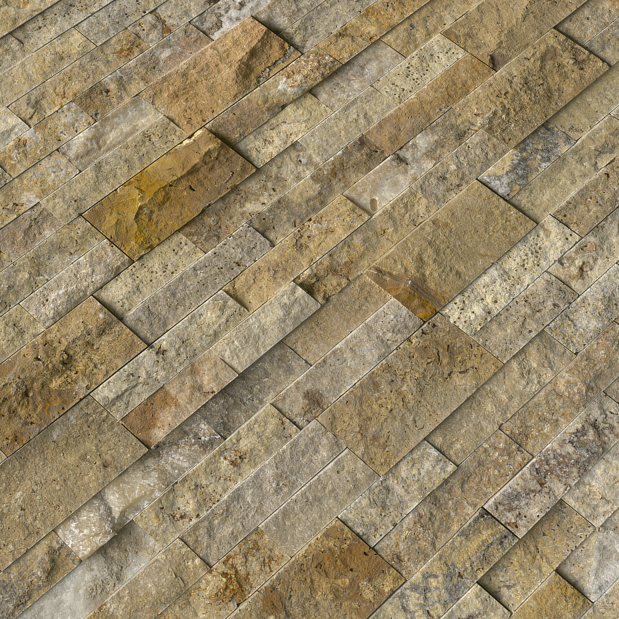 Msi Tuscany 6 X 24 Travertine Tile
