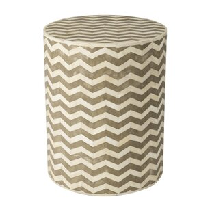 Buco End Table by Bungalow Rose