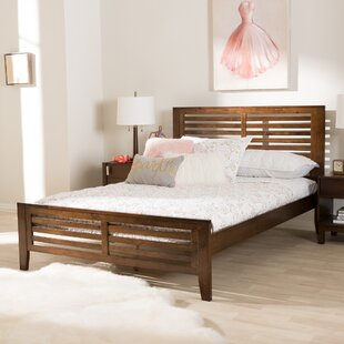 Gillies Full Platform Bed by Ebern Designs Spacial Price