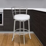 Morris Bar & Counter Swivel Stool by Latitude Run