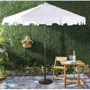 Bay Isle Home Beideman Crank 9' Market Umbrella