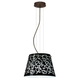 Besa Lighting Amelia 1 Bulb Cone Pendant
