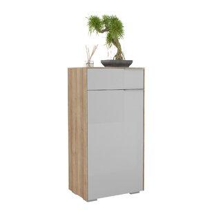 Ramonita 10 Pair Shoe Storage Cabinet By Ebern Designs