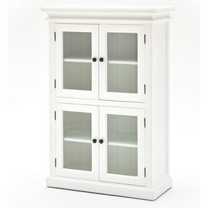 White Kitchen Pantry Cabinet pantry cabinets you'll love | wayfair