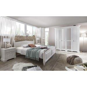 4-tlg. Schlafzimmer-Set Palermo von Castleton Home