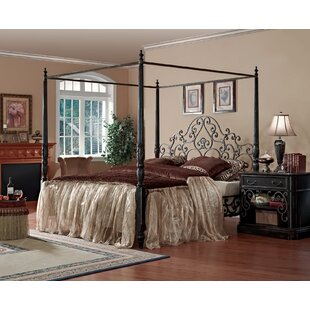 Eastern Legends Sorrento Canopy Bed