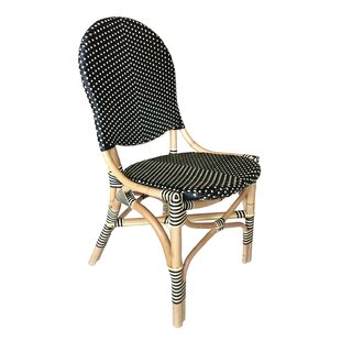Hitchcock Stacking Patio Dining Chair (Set of 4)