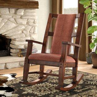 Loon Peak Fresno Rocking Chair