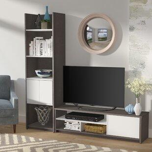 Latitude Run Frederick Entertainment Center for TVs up to 53.5