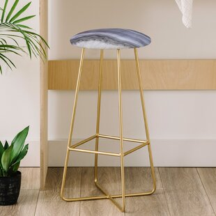 Emanuela Carratoni Winter Agate 31 Bar Stool