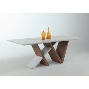Dilip Dining Table Orren Ellis