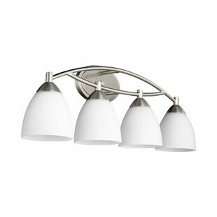 Compare & Buy Brophy 4-Light Vanity Light By Fleur De Lis Living