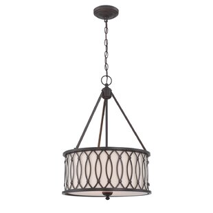 Brayden Studio Radel 1-Light Pendant