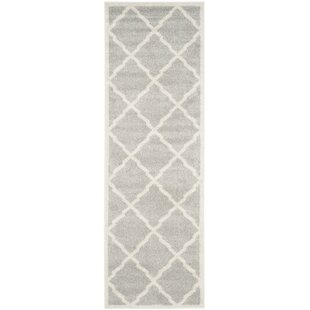 Maritza Grey/Beige Indoor/Outdoor Area Rug