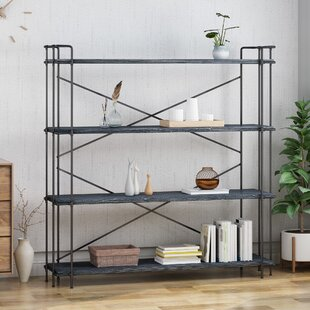 17 Stories Sherlock Etagere Bookcase