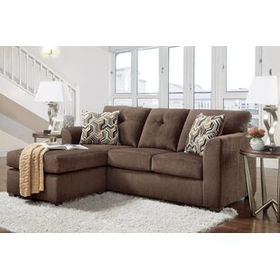 Best Review Nancee Sectional by Wrought Studio Reviews (2019) & Buyer's Guide