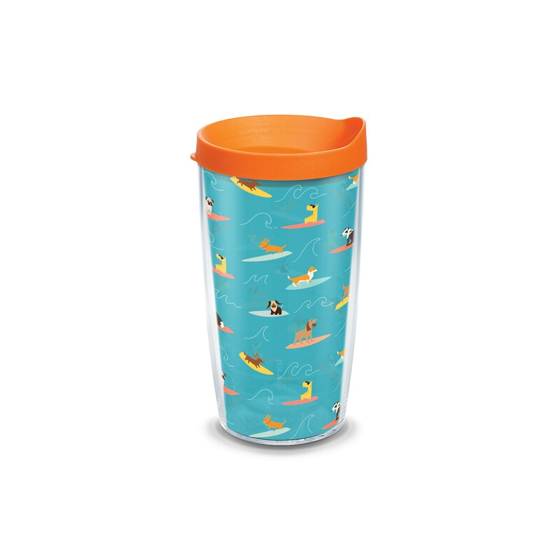 Tervis Tumbler Tervis Pets Surf Dogs Insulated Tumbler Wayfair