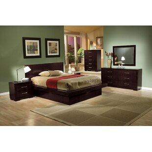Hamler California King Platform Configurable Bedroom Set by Ebern Designs