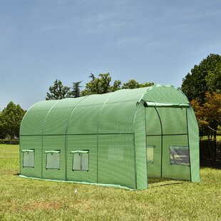 Hellerman 6.5 Ft W X 13 Ft D Greenhouse By Sol 72 Outdoor