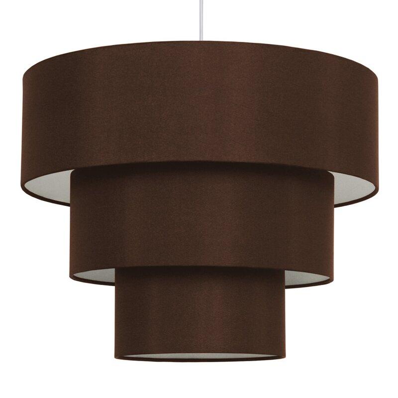 minisun 38 cm lampenschirm aus stoff bewertungen. Black Bedroom Furniture Sets. Home Design Ideas