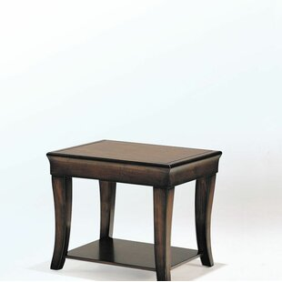 Amezcua End Table by Darby Home Co