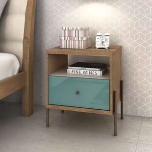 Armando 1 Drawer Nightstand by George Oliver